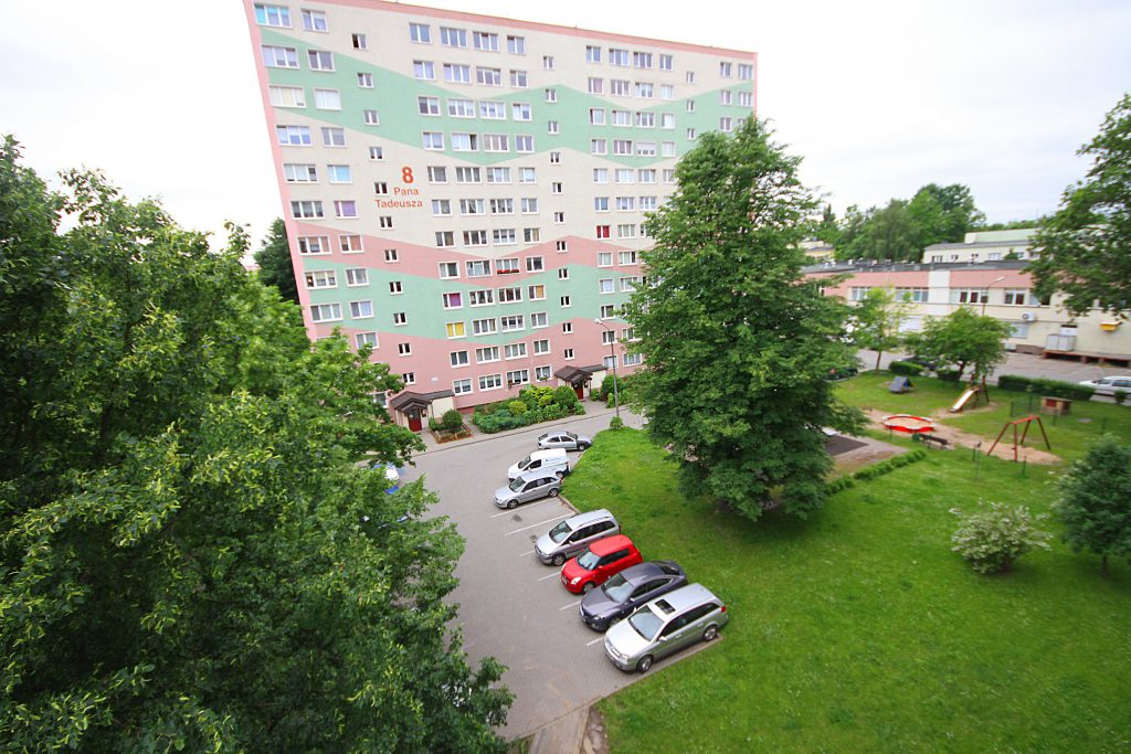 Mieszkanie, Olsztyn ul. Pana Tadeusza 10 – 3 odrębne pokoje