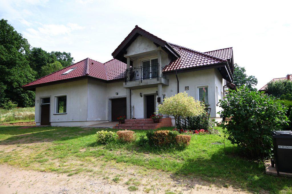 Dom Trękusek gm. Purda 433m2