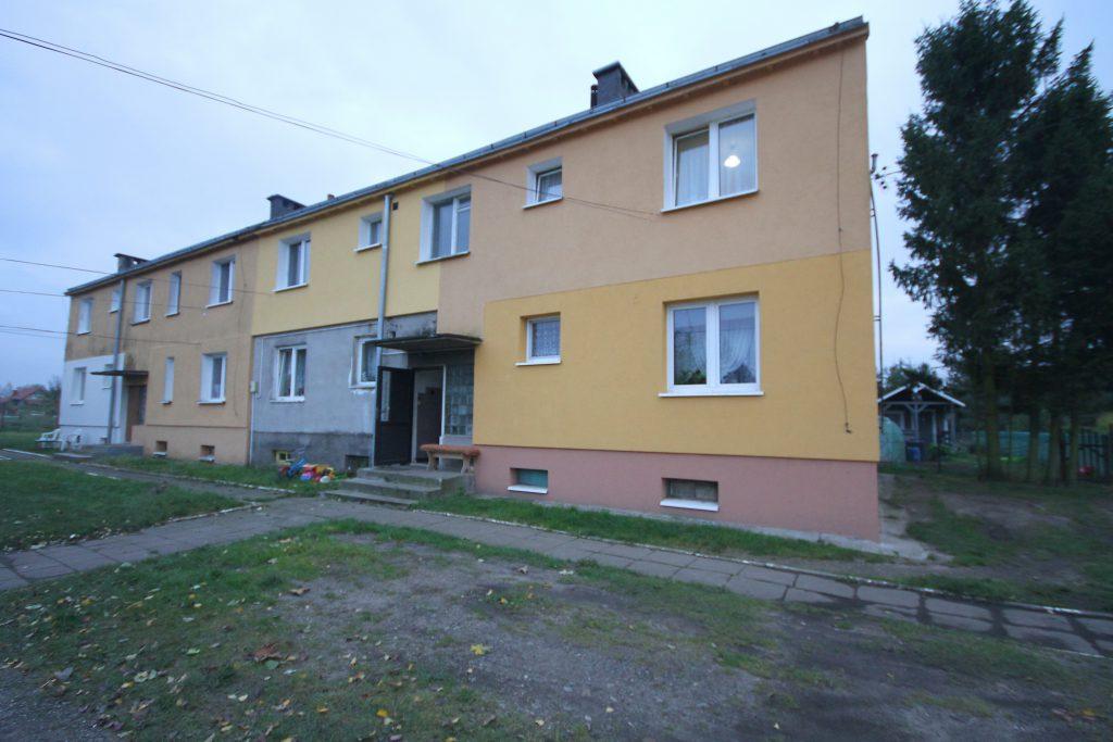Mieszkanie z ogródkiem 250m w Szyldaku pod Ostródą, przy trasie S7